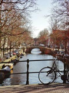 Amsterdam,love this city by Marcella Bodo