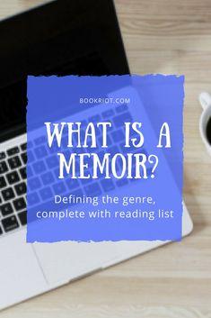 What is a memoir? A