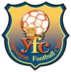 1987, Yopougon FC (Yopougon, Côte d'Ivoire) #YopougonFC #Yopougon #CôtedIvoire (L10933)