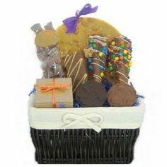 Chocolate Peanut Butter Lovers Basket