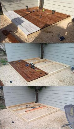 Small Deck Ideas – Decorating Porch Design On A Budget Space Saving DIY Backyard Apartment With Stairs Balconies Seating Townhouse Curb Appeal How To Build Privacy With Firepit Furniture Lighting Fire Pits Second Floor Simple. Budget Patio, Diy Patio, Diy On A Budget, Backyard Patio, Backyard Landscaping, Small Deck Ideas On A Budget, Cheap Deck Ideas, Backyard Deck Ideas On A Budget, Decking Designs On A Budget