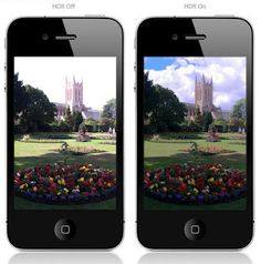 How to: iPhone HDR mode and how to shoot better photos