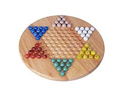(affiliate) Chinese Checkers with Marbles
