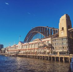 Aussie icon Sydney harbour bridge by olliesblog http://ift.tt/1NRMbNv