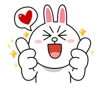 This new set of stickers brings you love by the spoonful! Watch and swoon as the lovable characters of LINE display their affection in cute and adorable ways. Most Handsome Korean Actors, Teaching Subtraction, Nature Story, Telegram Stickers, Levi X Eren, Line Friends, Line Sticker, Pattern Drafting, Cute Cards
