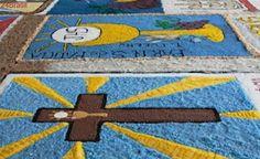 Ruas de Vitória serão interditadas para confecção de tapetes de Corpus Christi