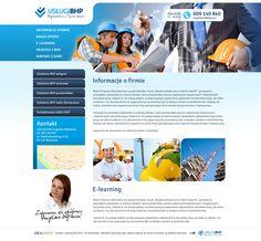WebDesign 2014 - grafika dla firmy BHP Wójtowicz