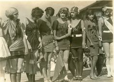 beauty pageant 1920s