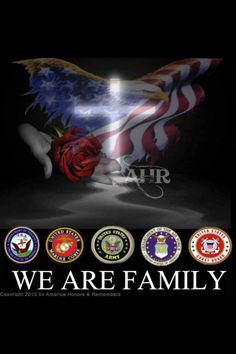 God bless all Military Families