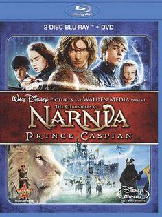 The Chronicles of Narnia: Prince Caspian - Blu-ray   DVD Combo | Return to the magic of Narnia | $16.92 at ChristianCinema.com