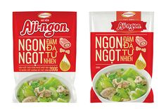 Ajingon Repackaging (Concept) on Packaging of the World - Creative Package Design Gallery