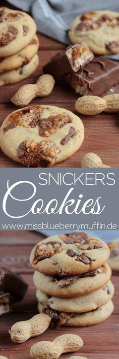 Snickers Cookies <3