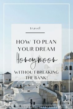 Want to know how to plan your dream honeymoon on a budget? I'm sharing exactly how we planned our dream honeymoon to Europe on a budget! Click through to see how we did it. How to plan your dream honeymoon without breaking the bank! The Curated Honeymoon Packing, Honeymoon On A Budget, Honeymoon Night, Honeymoon Vacations, Best Honeymoon Destinations, Hawaii Honeymoon, Honeymoon Packages, Romantic Honeymoon, Honeymoon Ideas
