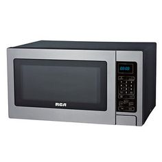 RCA 0.7 cu.ft Stainless Design Microwave  - 700 W