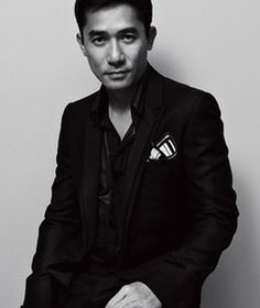 Tony Leung - Hong Kong actor and C popstar - Chinese male celebrities 梁朝偉