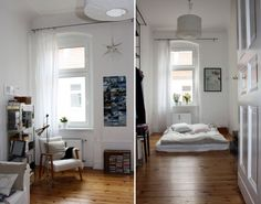 living & bed room by streusand - DECOmyplace Projects  #deco #interior #room #design #home #house