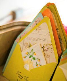 Handmade Envelope Liners