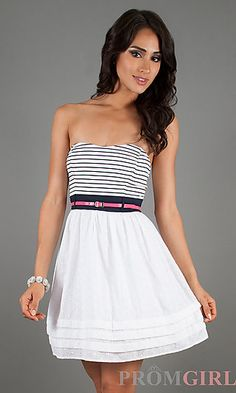 721f5798b49 Bee Darlin Cheap Junior Party Dresses - PromGirl - PromGirl