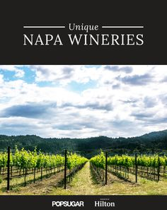 Ultimate guide to Napa wineries.