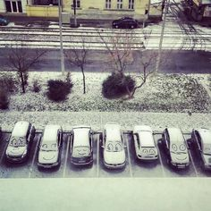 Winter has come :)