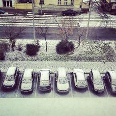 Winter has come :)