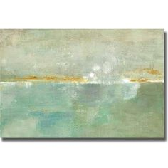 Heather Ross 'Celadon Dreams' Canvas Art   Overstock.com Shopping - Top Rated Canvas