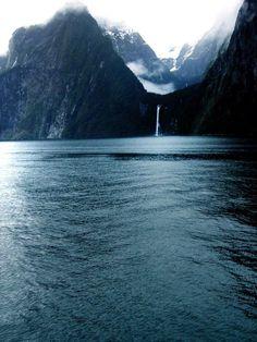 Milford sound #1 by Seksun Oonjitti on 500px, New Zealand..
