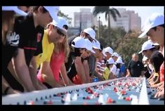 HSBC + Latin America's largest Fossball Table - JWT Brazil Advertising Work