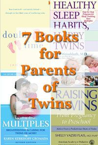 7 great books for expectant or new parents of multiples... WHERE WAS THIS 4 1/2 YEARS AGO???!!!!