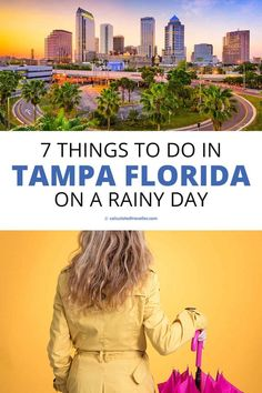 7 Things to do in Tampa Florida on a Rainy Day. Dont let the weather get you down; with this list of fun indoor activities you can enjoy the best of Tampa - no matter what the forecast says. Clearwater Florida, Florida Keys, Orlando Florida, St Petes Beach Florida, Florida Travel, Florida Beaches, Travel Usa, Canada Travel, Florida Food