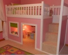 Love! Think I'm going to get my father-in-law to build for my little girl