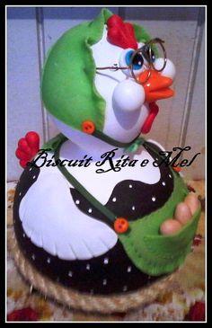 Biscuit Rita e mel