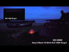New official Sony A7s Low Light test: Now you can record what couldn't be recorded before!