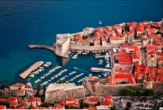 Croatia - A must for Game of Thrones fans (it's King's Landing!)