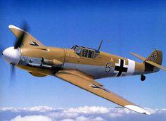 Bf-109 German Fighter