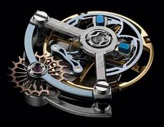The Silicon Flying Anchor Escapement: An In-Depth Look At Ulysse Nardin's Latest Innovation