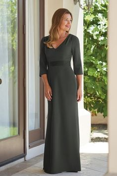 cdb9bbdd7c63b 26 Best Mother of the Bride (or Groom) Dresses images in 2019 | Alon ...