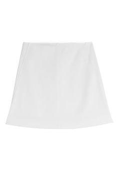 COURRÈGES A-Line Skirt. #courrèges #cloth #skirts