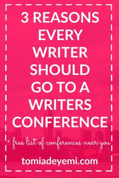 What Are the BEST Writers Conferences in the Country?