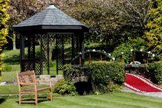 Our beautiful garden gazebo