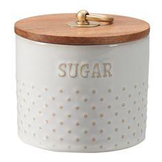 Mix Match, Tea Coffee Sugar Jars, Farmhouse Dinnerware, Sugar Container, Sugar Canister, Kitchen Canisters, Kitchenware, Lounge, Kitchen Organization