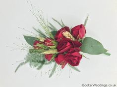 Pretty Red Spray Rose Pin Corsage with grasses and wheat for Autumn Wedding at The Bluecoat Autumn Wedding, Our Wedding, Wedding Venues, Wedding Corsages, Vera Wang Wedding, Wrist Corsage, Spray Roses, Grasses, Flower Delivery