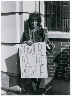 Marsha P. Johnson, transgender. 19 Powerful Photos From The Early Struggle For LGBT Rights