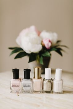 Nail polish for the bride: http://www.stylemepretty.com/2015/05/01/5-nail-polish-ideas-for-your-wedding-day/ | Photography: Kate Ann Photography - kateannphotography.com