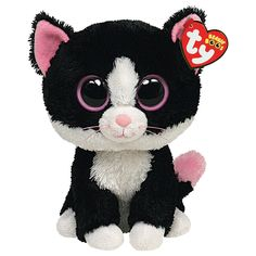 this is a giant beanie boo. this specific one is Pepper the cat. [by giant they mean bigger than the regular size]