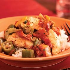 Fast and Easy New Orleans-Style Dishes | MyRecipes.com