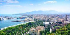 Malaga, the New Must-See City in Southern Spain Sheremetyevo International Airport, International Flights, Visa Information, Gran Hotel, South Of Spain, Malaga Spain, Domestic Flights, Green Grapes, Weekend Breaks