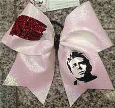 James Dean Bow by Bows By April. Love this bow. We own it!!:)