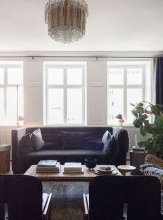Contemporary sofa -...