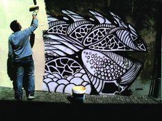 O VOO DO CORVO: Rui Rio avisa que no Porto só pode haver graffiti com licença camarária.